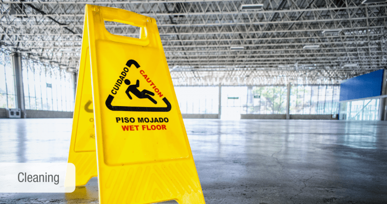 Cleaning-Galería
