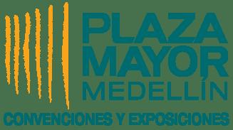 Logo de Plaza Mayor Medellín